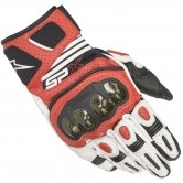 ALPINESTARS Sp X Air Carbon V2 White / Black / Bright Red