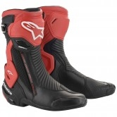 ALPINESTARS SMX Plus V2 Black / Red