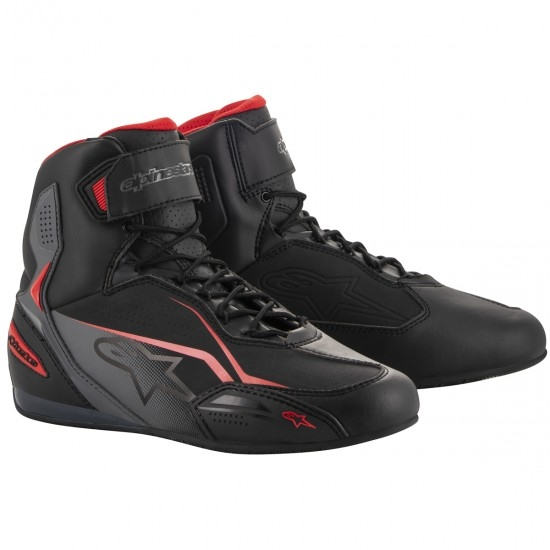 ALPINESTARS Faster-3 Black / Grey / Red Boots