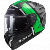 FF327 Challenger Randy Matt Black / Gloss Green