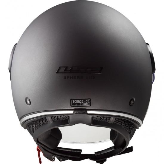 Casco LS2 OF558 Sphere Lux Matt Titanium