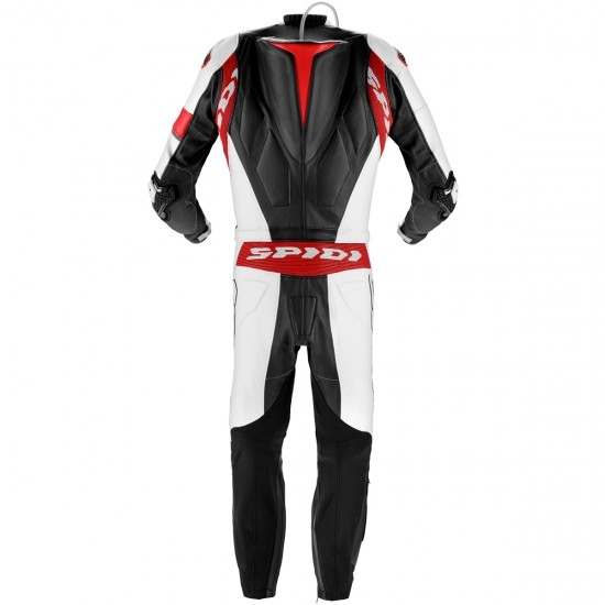 Anzug / Kombi SPIDI Race Warrior Touring Perforated Black / Red
