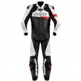 Race Warrior Touring Perforated Black / Red
