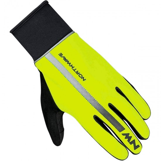 NORTHWAVE Dynamic Yellow Fluo / Black Gloves