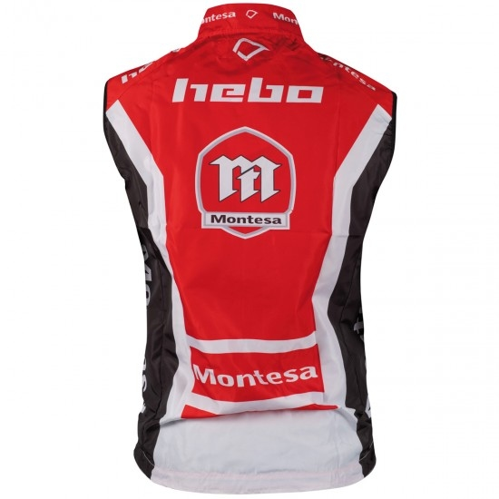 Chaqueta HEBO Montesa Classic III Red