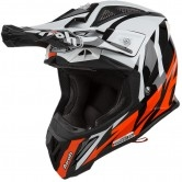 AIROH Aviator 2.3 AMS2 Great Orange Gloss