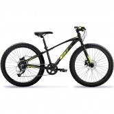 "BH Expert Junior 24"" Disc 2019 Black / Yellow"