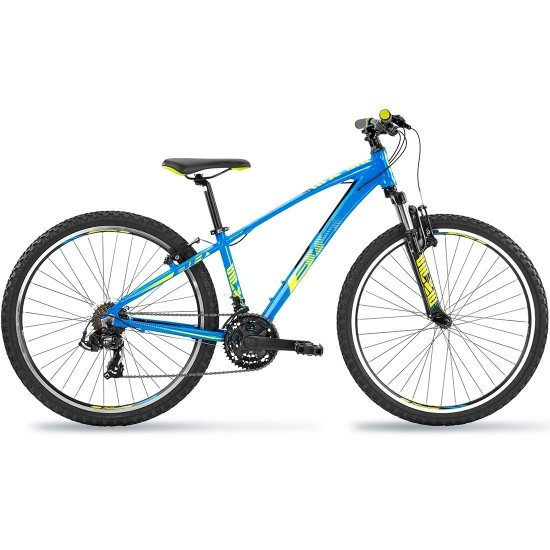 "BH Spike Junior 26"" 2019 Yellow / Blue Mountainbike"