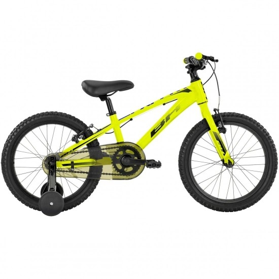"BH Expert Junior 18"" 2019 Yellow / Black Mountainbike"