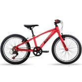 "BH Expert Junior 20"" 2019 Black / Red"