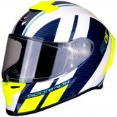 Exo-R1 Air Corpus White / Blue / Neon Yellow