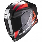 SCORPION Exo-R1 Air Halley Black Metal / Red