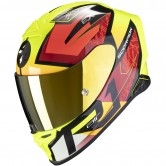 Exo-R1 Air Infini Black / Red / Yellow Fluo