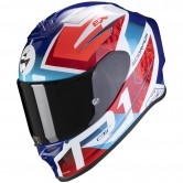 SCORPION Exo-R1 Air Infini White / Blue / Red