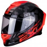 SCORPION Exo-R1 Air Ogi Black / Red