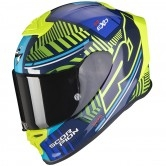 Exo-R1 Air Victory Blue / Neon Yellow