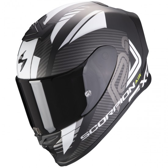 Casco SCORPION Exo-R1 Air Halley Matte Black / White