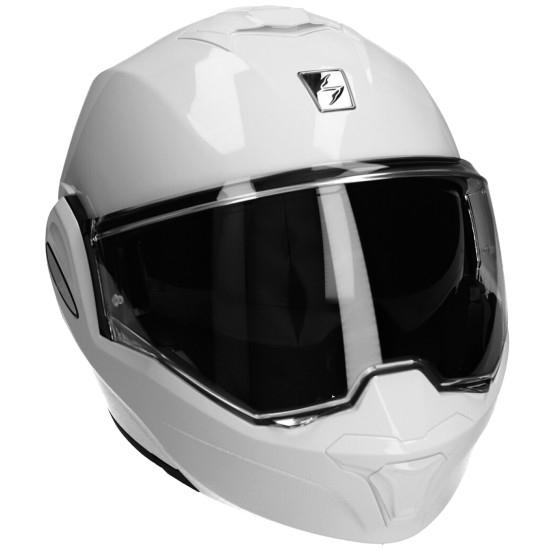 Exo-Tech White