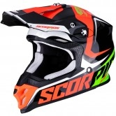 SCORPION Vx-16 Air Ernee Black / Neon Red / Green