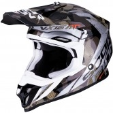 SCORPION Vx-16 Air Waka Black / Silver