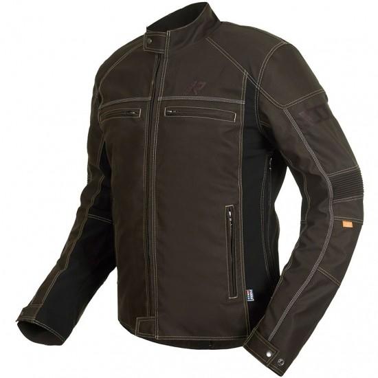 RUKKA Raymore Brown / Black Jacket