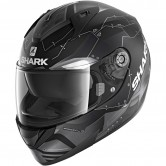 SHARK Ridill 1.2 Mecca Mat  Black / Anthracite / Silver