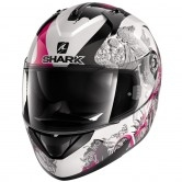 SHARK Ridill 1.2 Spring White / Black / Violet