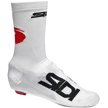 SIDI Socks White Shoe