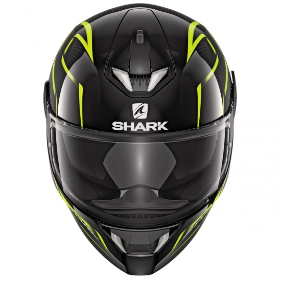 Helm SHARK Skwal 2.1 Flynn Black / Yellow / Anthracite