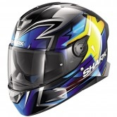 SHARK Skwal 2.1 Replica Oliveira Black / Blue / Yellow