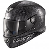 SHARK Skwal 2.1 Replica Switch Riders 2 Mat Black / Anthracite / Silver