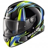 SHARK Skwal 2.1 Replica Sykes Black / Blu / Yellow