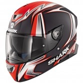 SHARK Skwal 2.1 Replica Sykes Mat Black / White / Orange