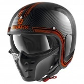 S-Drak Carbon Vinta Carbon / Chrom / Orange