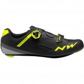 NORTHWAVE Core Plus Black / Yellow Fluo