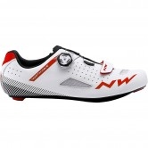 NORTHWAVE Core Plus White / Red