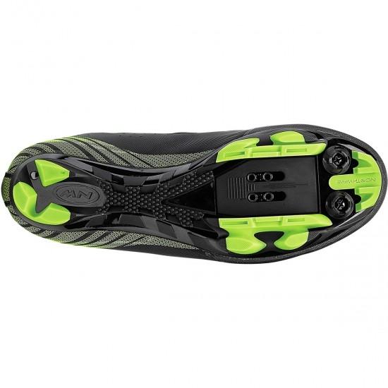 Zapatillas NORTHWAVE Origin Plus Black / Green