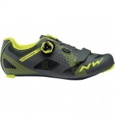 NORTHWAVE Storm Anthracite / Yellow Fluo