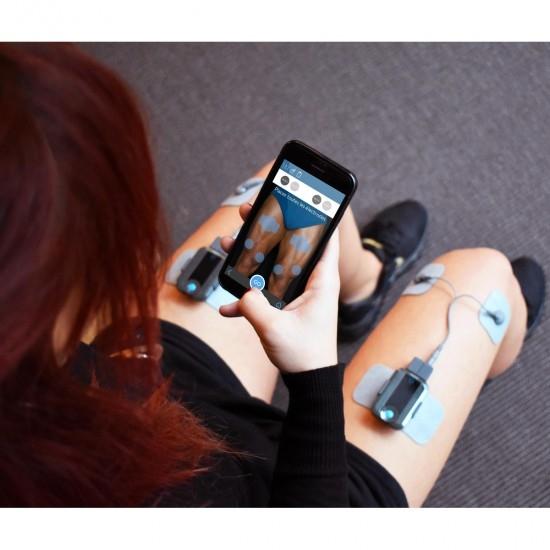 BLUETENS Pack Duo Sport Electrostimulation