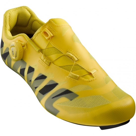 Zapatillas MAVIC Cosmic SL Ultimate Yellow Mavic