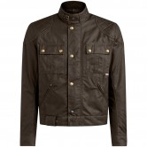BELSTAFF Brooklands 2.0 Waxed Cotton Mahogany