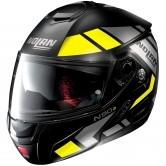 N90-2 Euclid N-Com Flat Black / Yellow