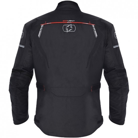 Chaqueta OXFORD Subway 3.0 Tech Black