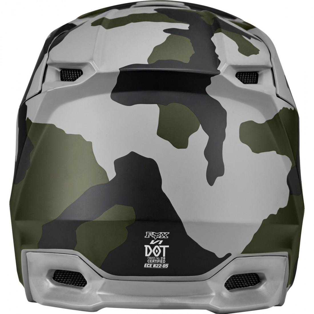 b792ef07 FOX V1 Przm 2019 Camo SE Helmet · Motocard
