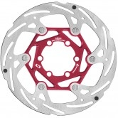 2 Pieces CNC 140mm Red