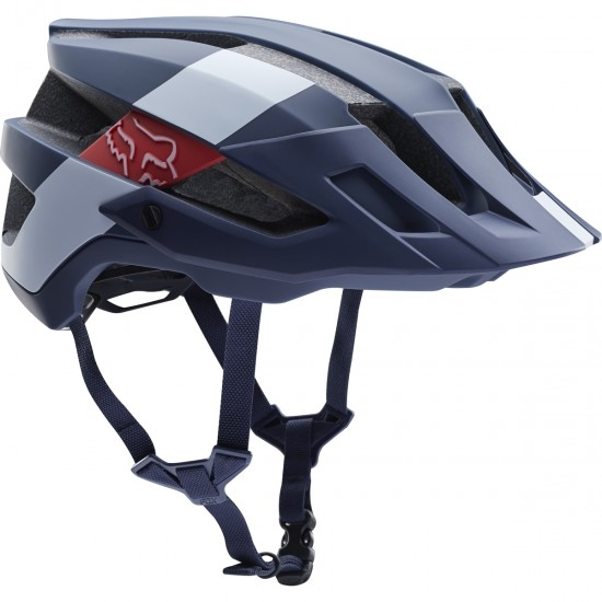 Helm FOX Flux Wide Open Limited Edition Navy / White