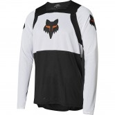 FOX Flexair Gothik Limited Edition Black / White / Orange