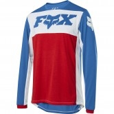 FOX Indicator Wide Open Limited Edition Navy / Red