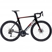 CERVELO S3 Ultegra DI2 Disc Graphite / Black / Red