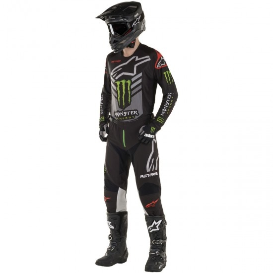 Camisola ALPINESTARS Ammo Monster 2020 Black / Grey